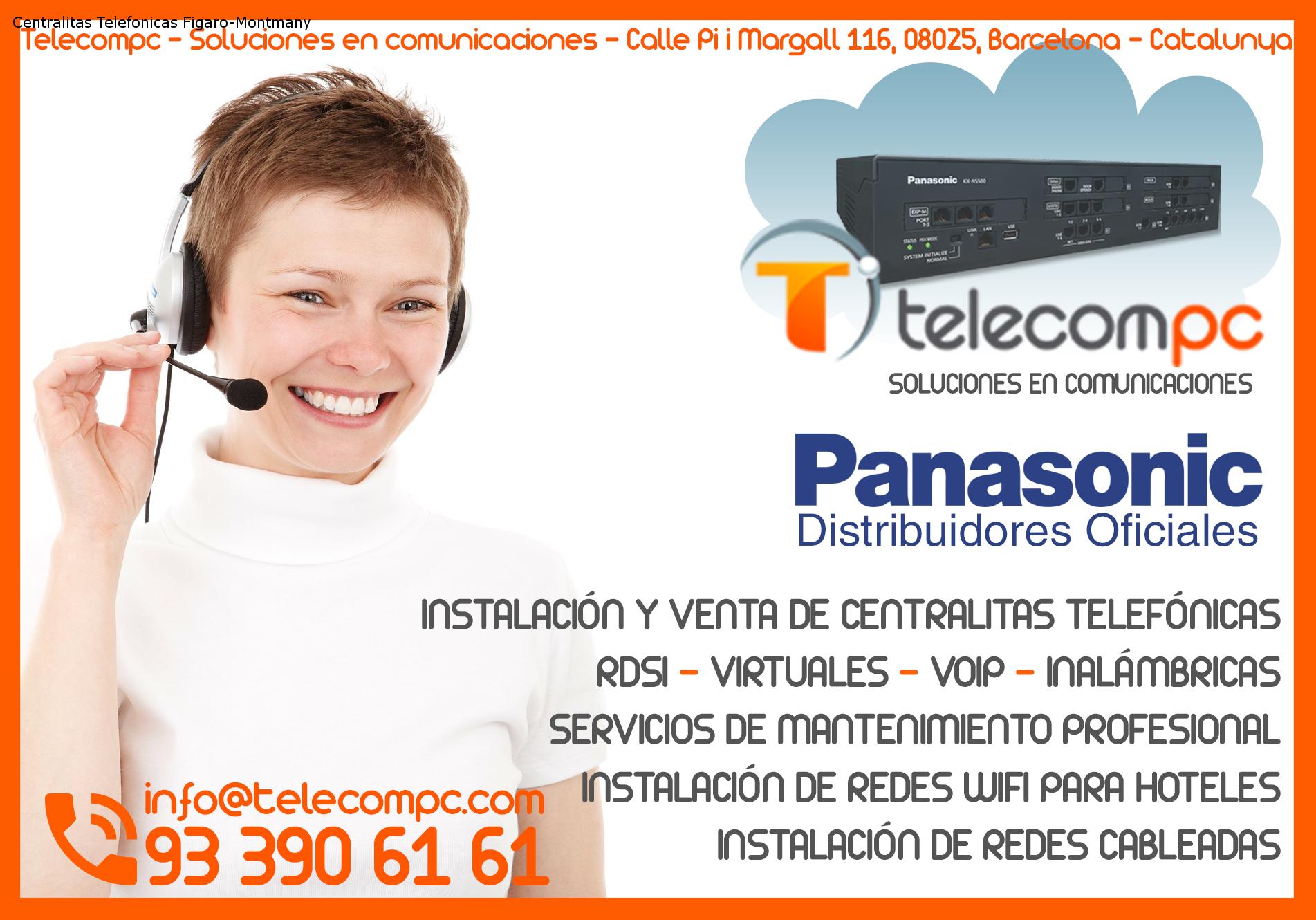 Centralitas Telefonicas Figaro-Montmany