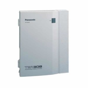 Centralita analógica Panasonic KX-TEA308