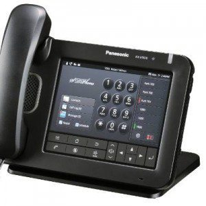 Teléfono IP Panasonic KX-UT670