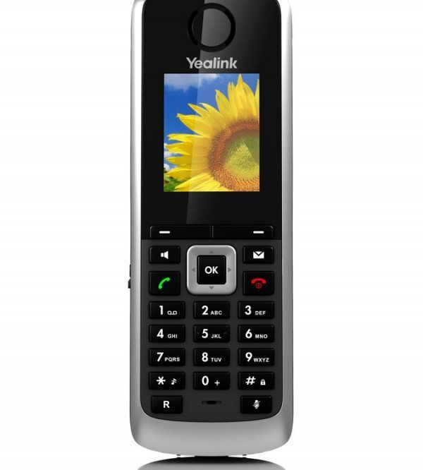 Teléfono DECT Sip adicional W52H