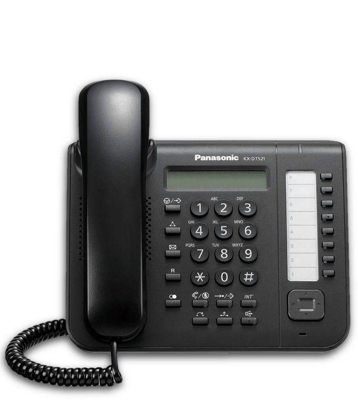 Teléfono digital Panasonic KX-DT521