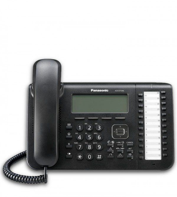 telefono digital panasonic kx-dt546