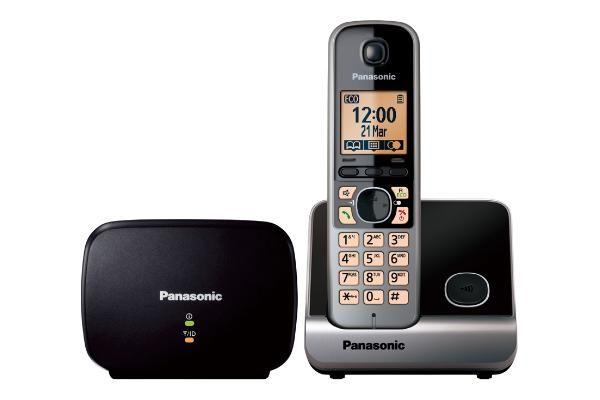 Teléfono Panasonic KX-TG6751SPB