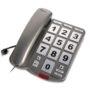 Teléfono fijo SPC 3246 teclas grandes