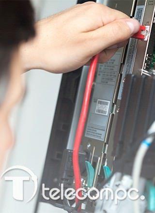 Mantenimiento centralitas Panasonic