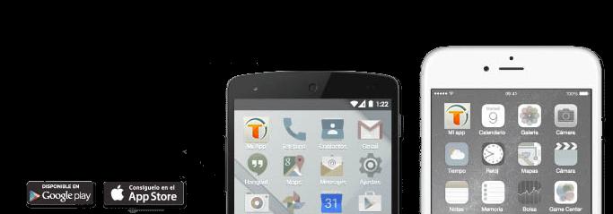 móviles para camaras de vigilancia ip