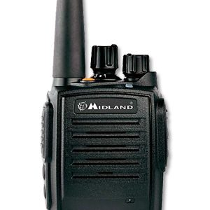 Walkie talkies uso libre