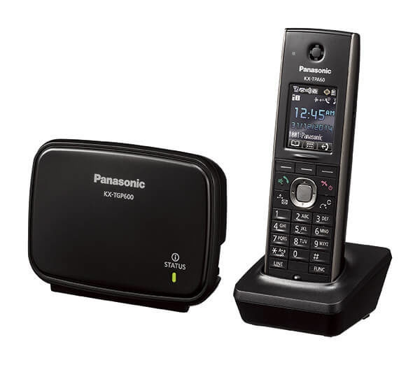 sistema DECT IP Panasonic TGP600