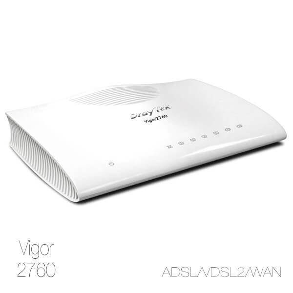 router Draytek Vigor 2760