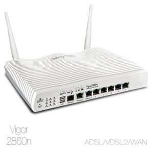 router Draytek Vigor 2860