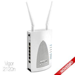 router Draytek Vigor 2120