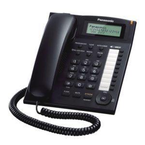 Teléfono Panasonic KX-TS880 Negro