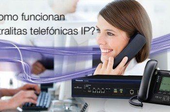 Funcionamiento de las centralitas telefónicas IP