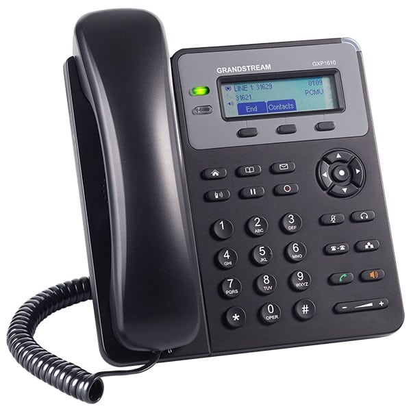 Telefono-ip-GrandStream-GXP1610-left