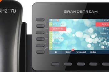 nuevo teléfono IP GXP2170