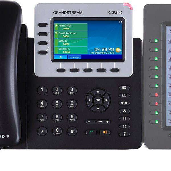 telefono ip gxp2140 con GXP2200