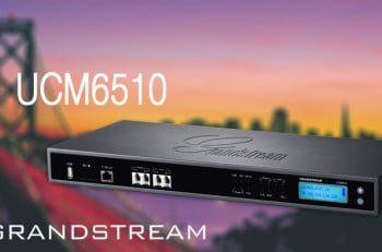 centralita IP Grandstream UCM6510