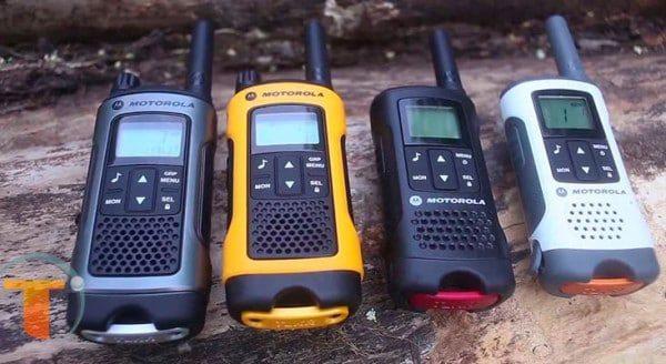 walkies motorola para hoteles