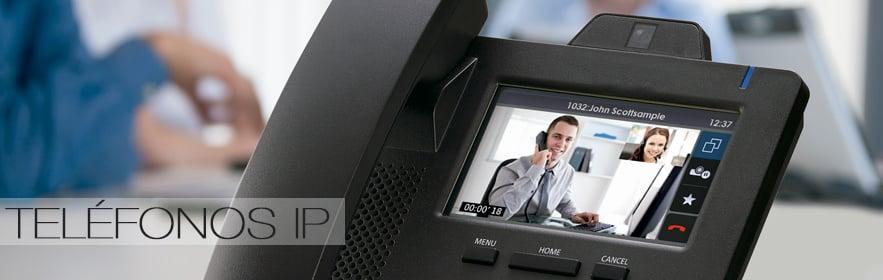 Telefonos IP - Terminales VoIP