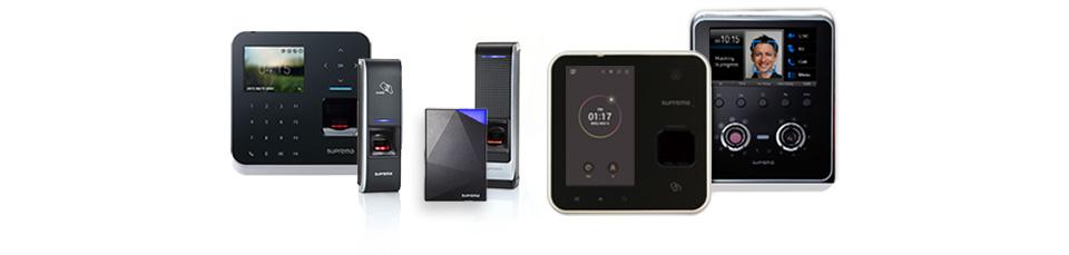 Acceso y control de Presencia biométrico