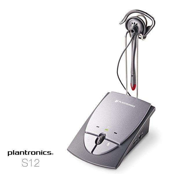 Auricular plantronics s12