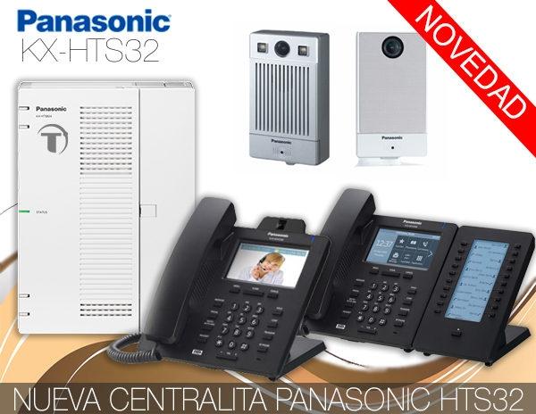 centralita todo en uno Panasonic HTS32