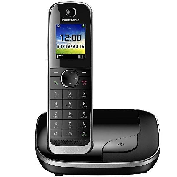 Telefono Panasonic KX-TGJ310 Negro
