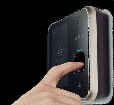 terminal control biometrico biostation a2