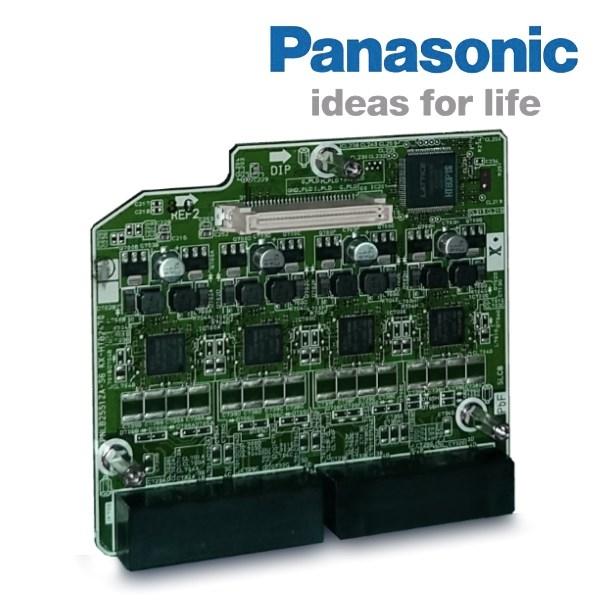 Panasonic KX-HTS82470X - ampliación 8 extensiones