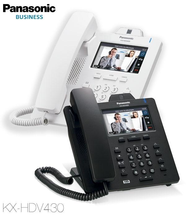 panasonic kx-hdv430 videotelefono SIP