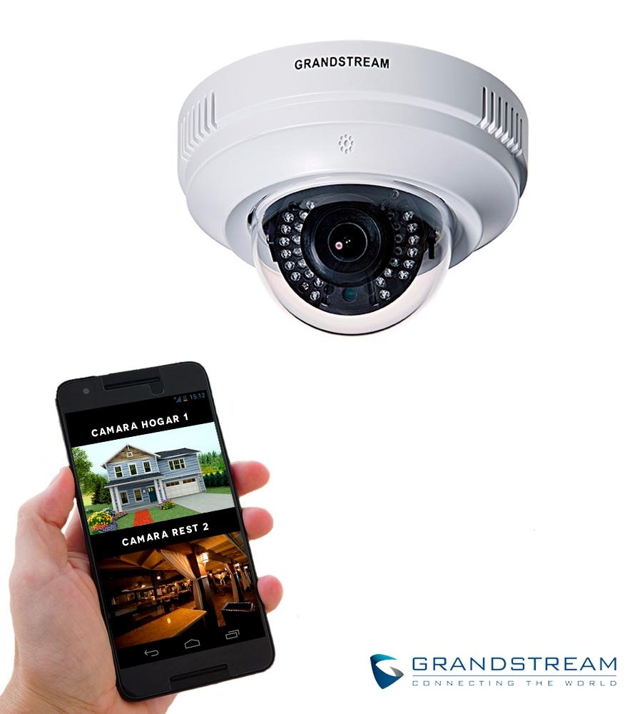Camara IP Domo Interior Grandstream GXV3611IR