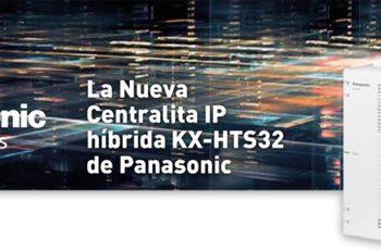 nueva centralita panasonic kx-hts32