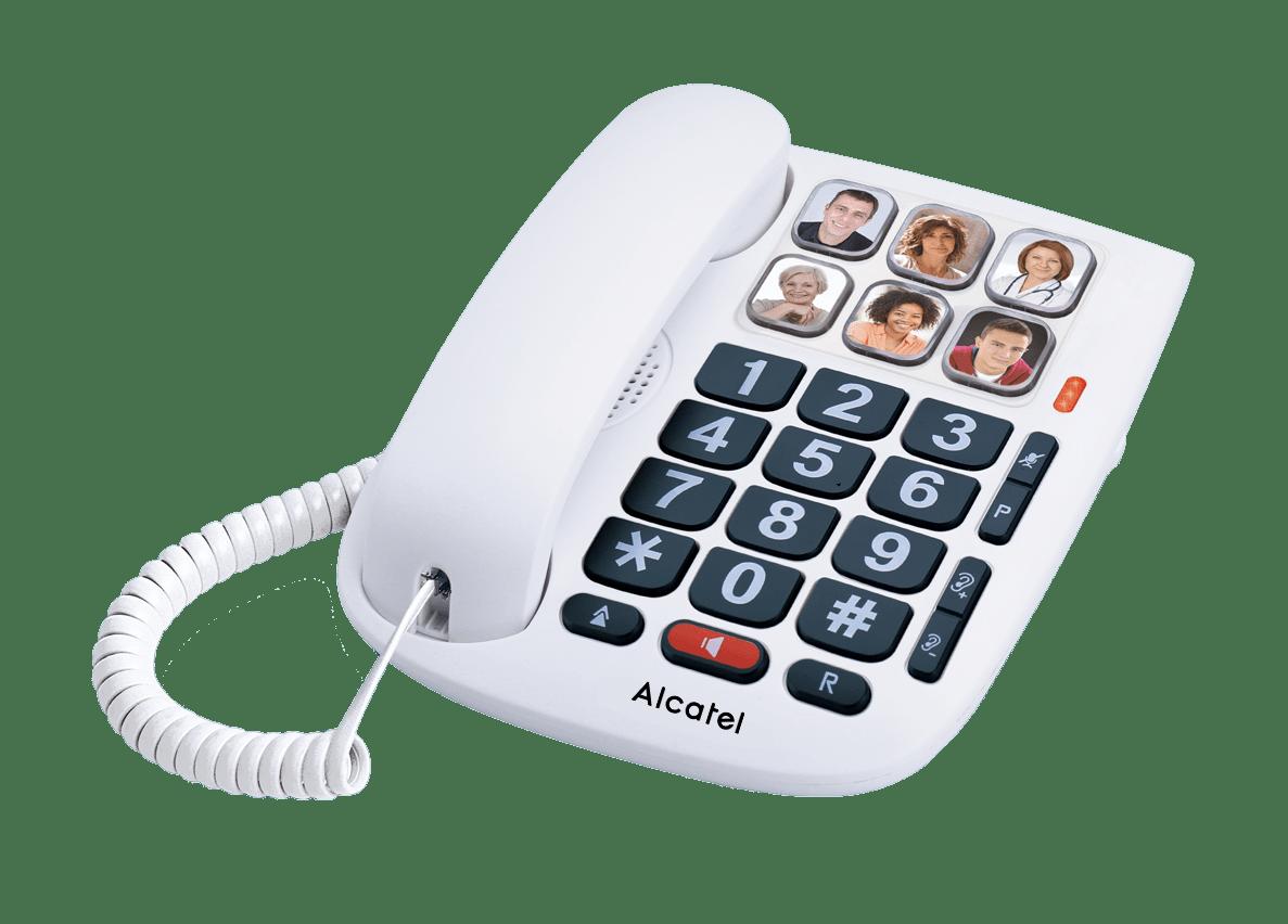 Telefono alcatel tmax 10
