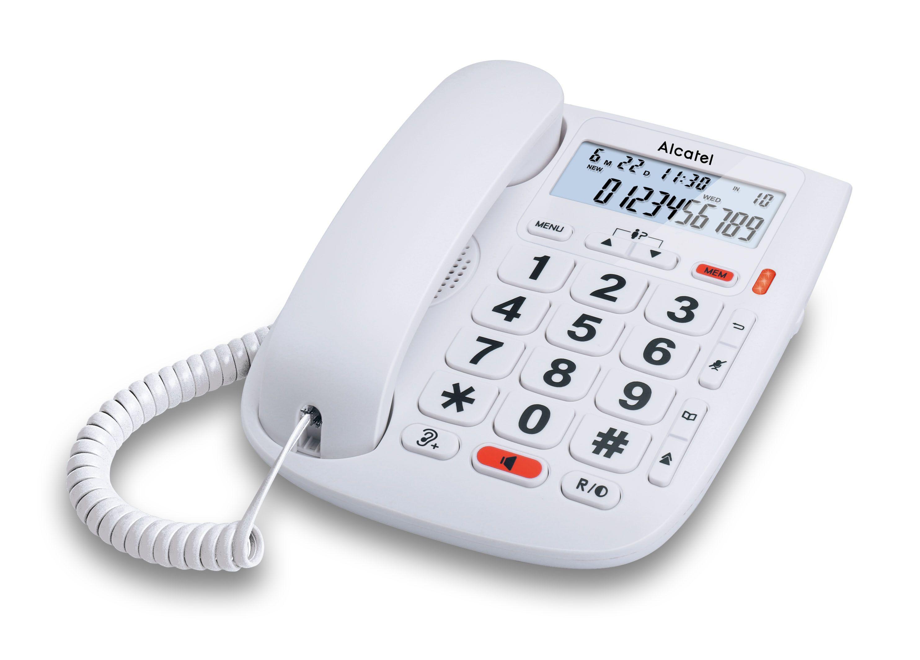 Telefono Alcatel TMAX 20
